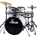 Schlagzeug-Komplettset